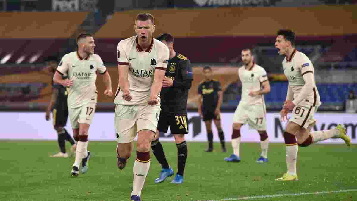 Лига Европы: Фонсека вывел Рому в полуфинал, Манчестер Юнайтед одолел Гранаду, Вильярреал устроил Эмери дуэль с бывшими