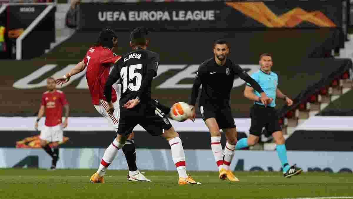 Манчестер Юнайтед – Гранада – 2:0 – відео голів та огляд матчу