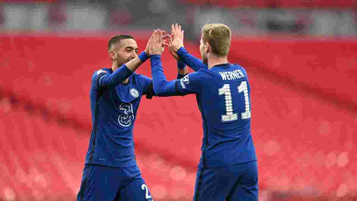 Челси – Манчестер Сити – 1:0 – видео гола и обзор матча