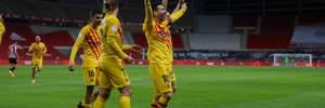 Атлетик – Барселона – 0:4 – видео голов и обзор матча