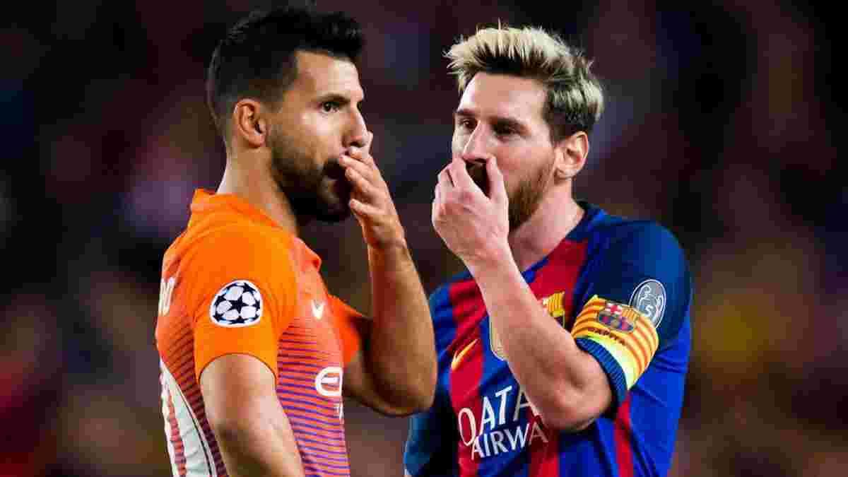 Барселона приготовила контракт для Агуэро – известны базовые детали сделки