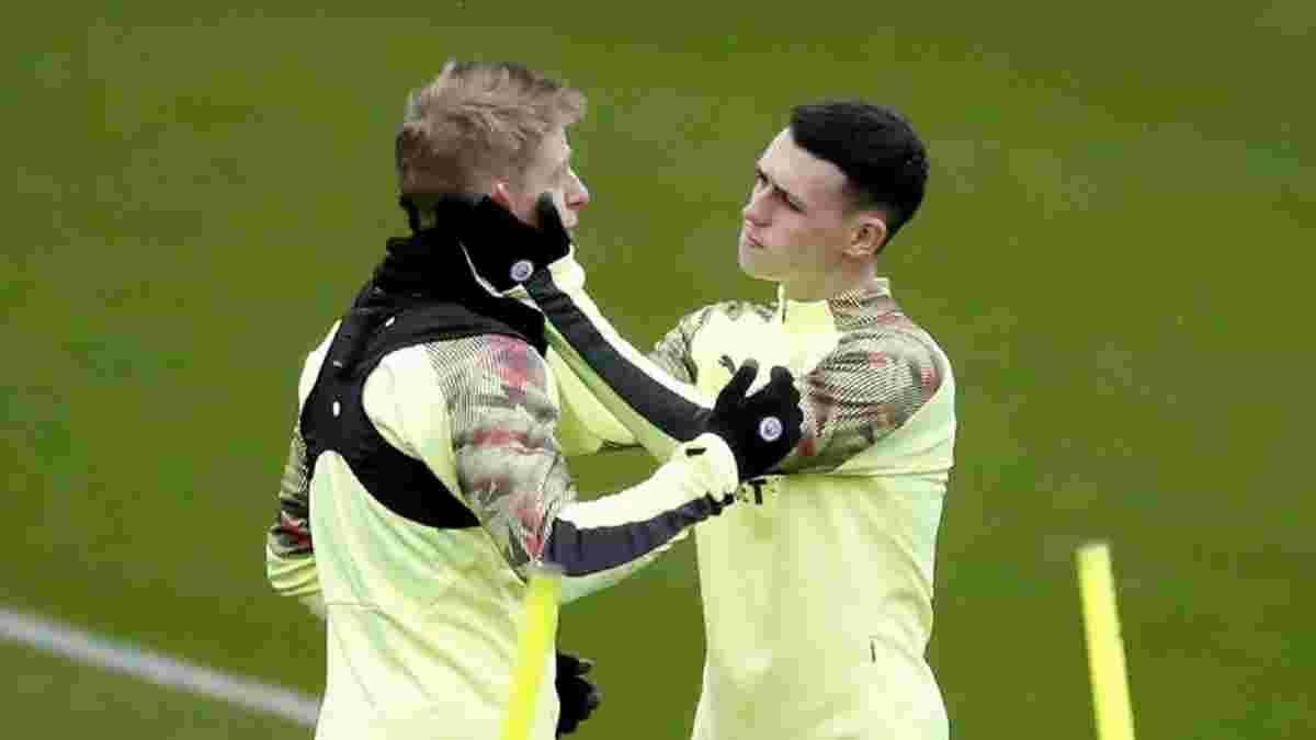 Манчестер Сіті хоче продовжити контракт з Фоденом – хавбеку обіцяють більшу зарплатню, ніж Зінченку