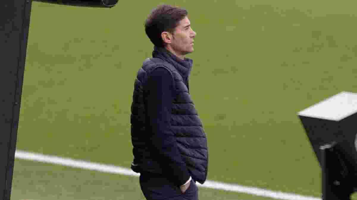 """""""Грати, насолоджуватися і страждати"""": Марселіно озвучив план на фінал Кубка Іспанії проти Барселони"""