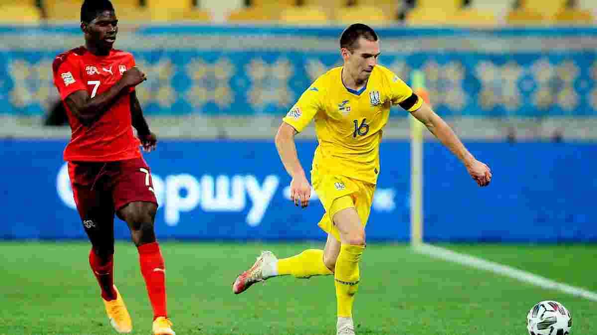 Михайличенко удивил кумиром в сборной Украины