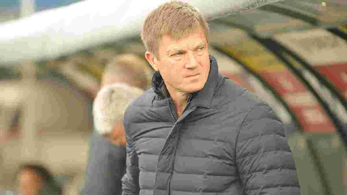 Максимов отметил серьезную проблему Ворсклы после убедительной победы над Зарей