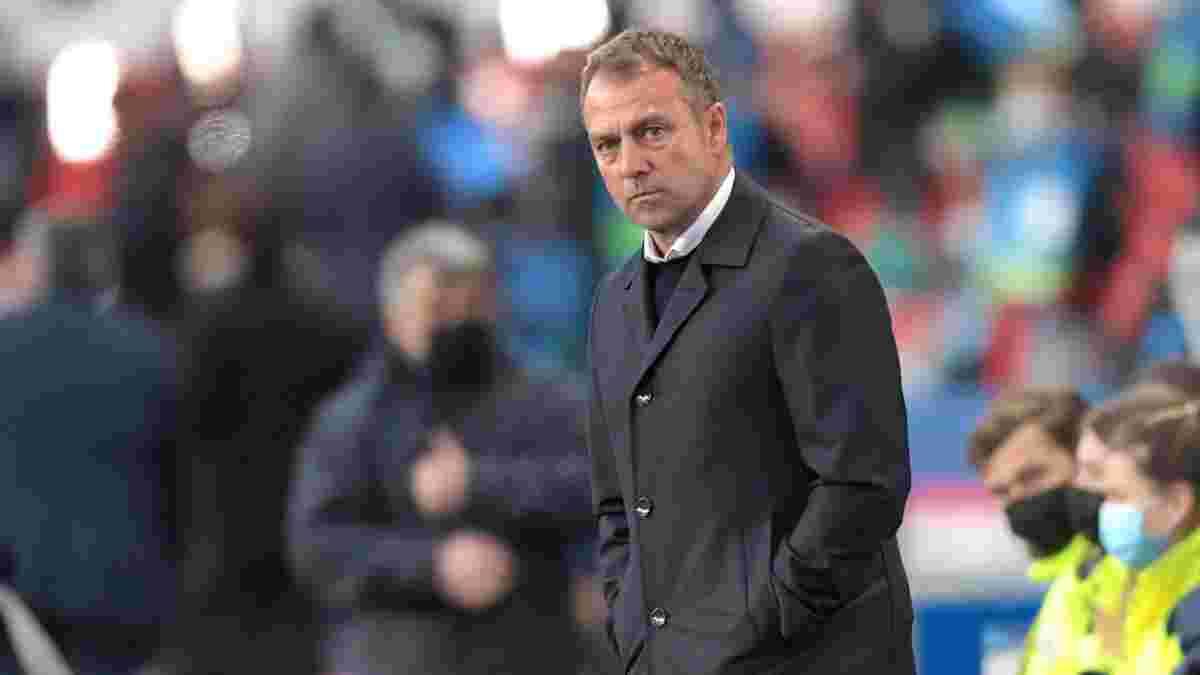 Бавария гневно отреагировала на заявление Флика об уходе из команды
