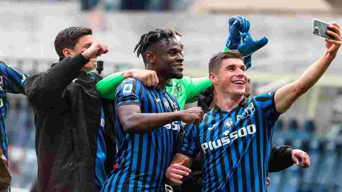 Аталанта и еще 2 клуба Серии А требуют дисквалифицировать Интер, Милан и Ювентус