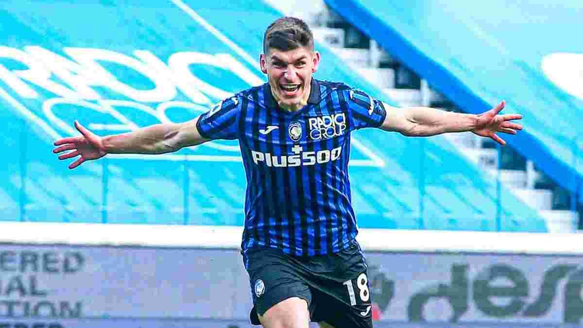 Маліновський може повернутись у Бельгію – хавбеку Аталанти знову пророкують возз'єднання з гравцем збірної України