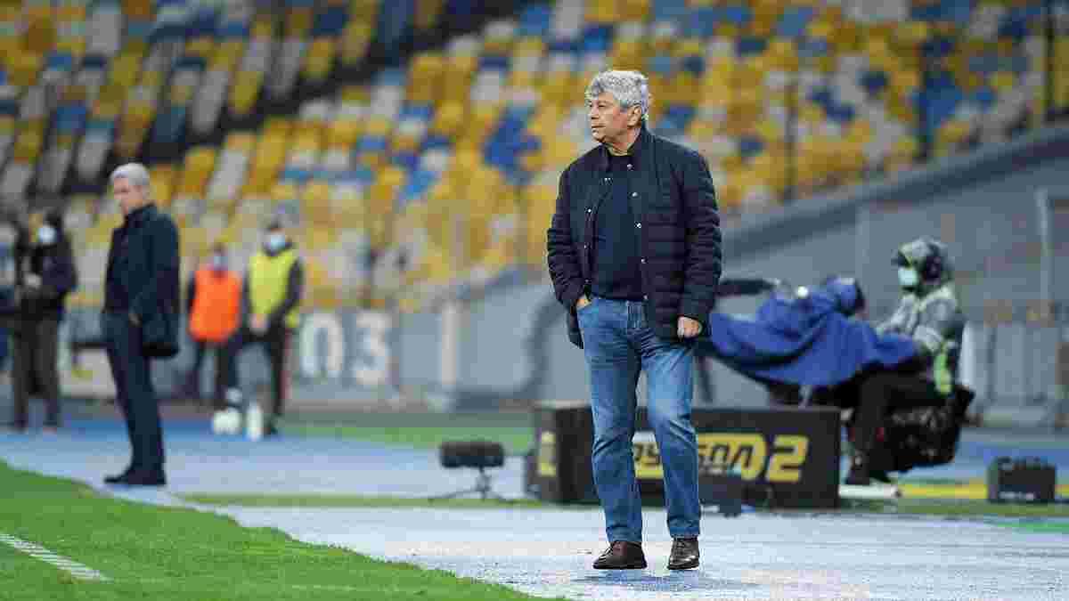 Луческу визнаний найкращим тренером 22-го туру УПЛ