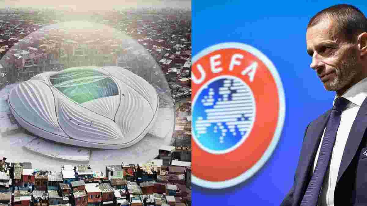 Дискваліфікації на Євро і ЧС та захист футболу від смерті – Чеферін розніс засновників Суперліги, УЄФА погрожує війною