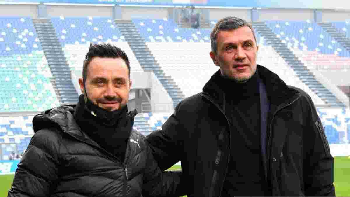 Тренер Сассуоло вирішив бойкотувати матч проти Мілана