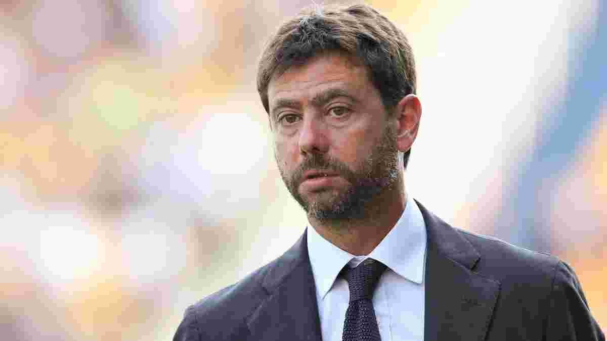 Аньєллі змирився з крахом Суперліги після відходу 6 англійських клубів