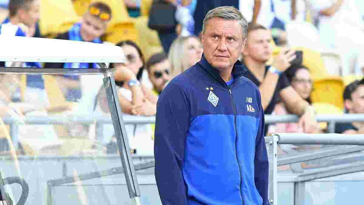 Хацкевич признался, готов ли возглавить Шахтер