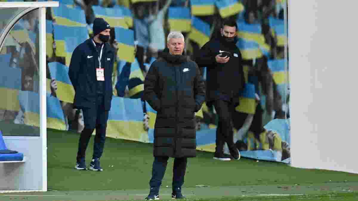 Чижевський запропонував зміни у регламенті Кубка України після поразки Агробізнеса від Динамо