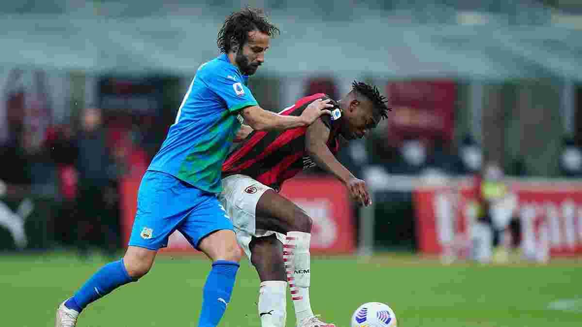 Милан – Сассуоло – 1:2 – видео голов и обзор матча