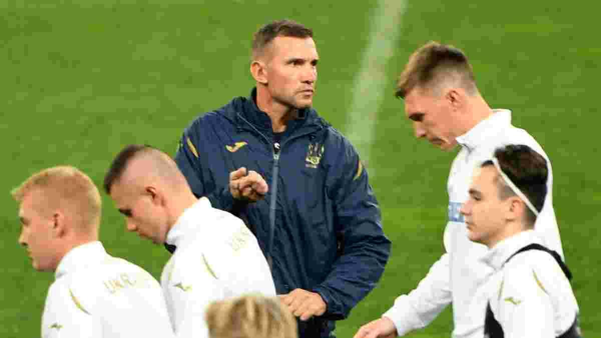 Шевченко викличе дебютанта у збірну України перед Євро-2020, – журналіст