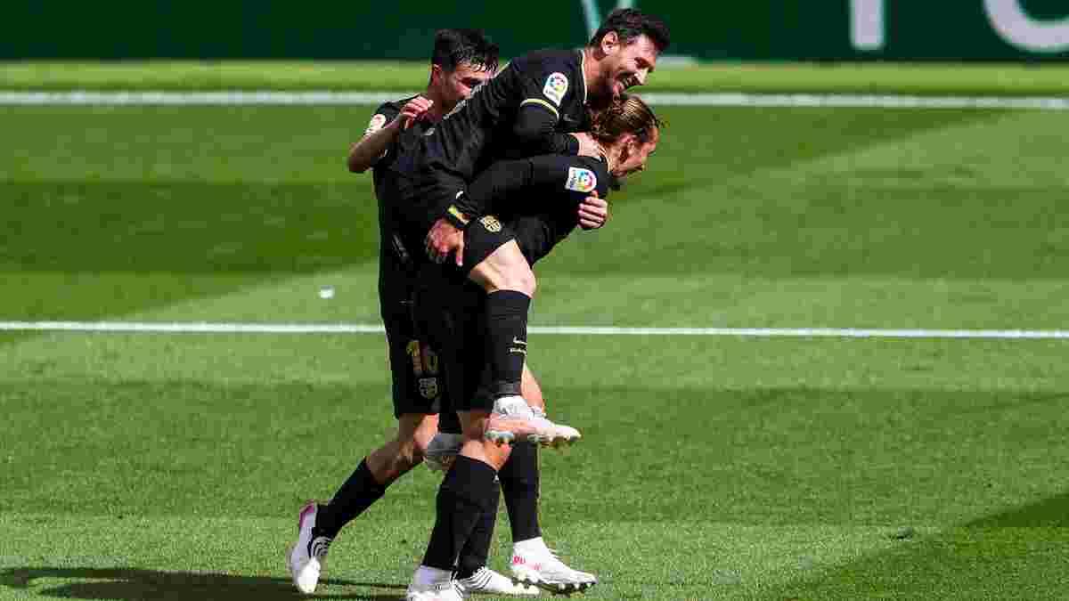 Переможний дубль Грізманна і звірячий фол проти Мессі у відеоогляді матчу Вільяреал – Барселона – 1:2