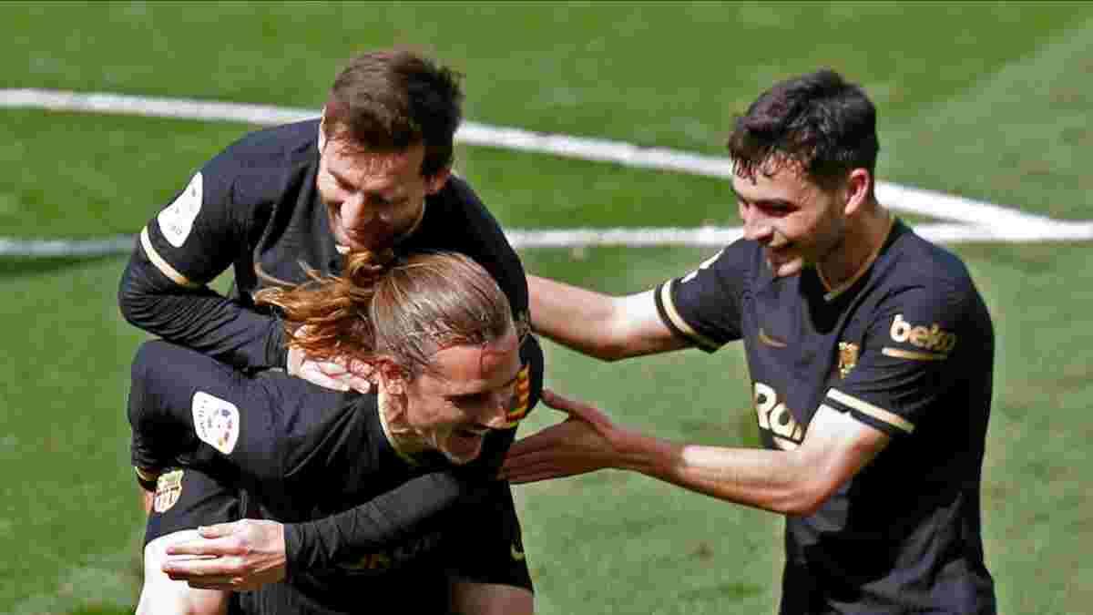 Барселона перемогла Вільяреал та наздогнала Мадрид – Грізманн затьмарив Мессі, чемпіонський почерк каталонців