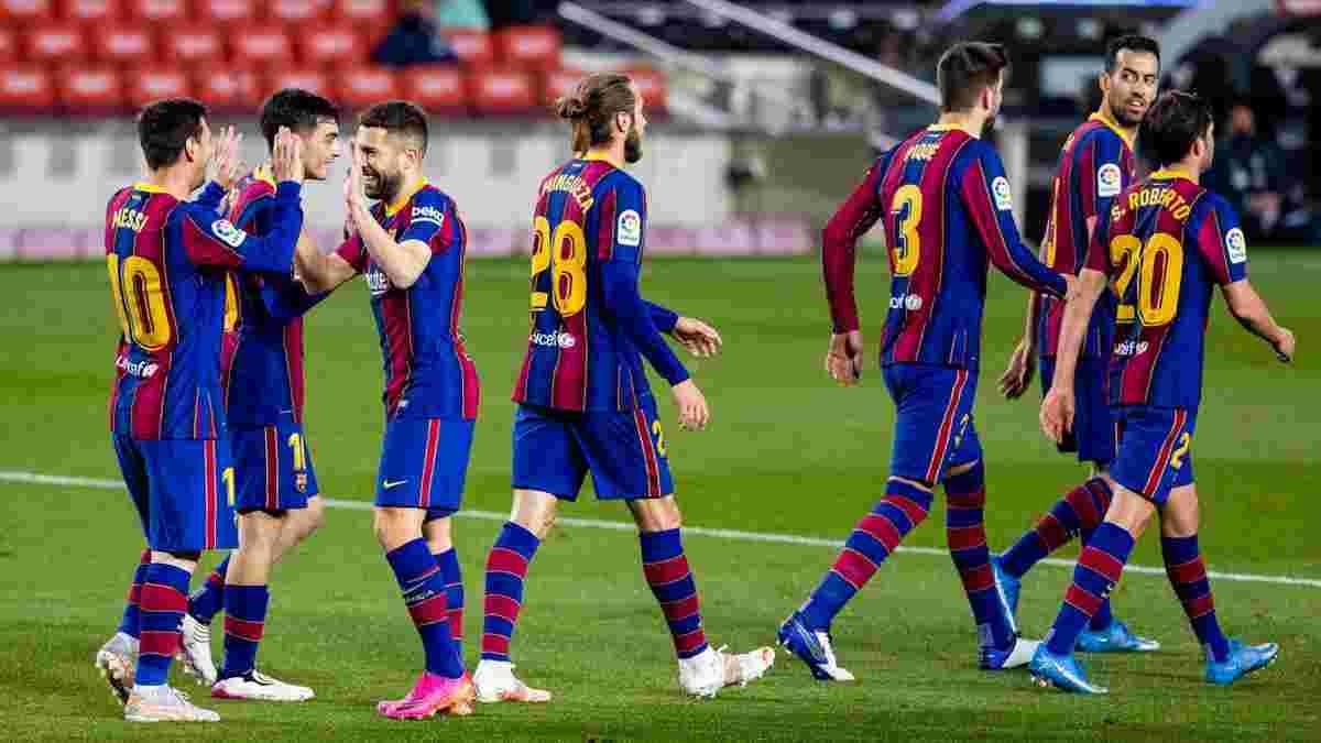 Дубль Месси и курьезные автоголы в видеообзоре матча Барселона – Хетафе – 5:2