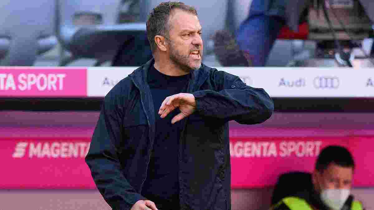 Бавария не выполнила условия Флика – три проваленных трансфера, которые заставили тренера уйти