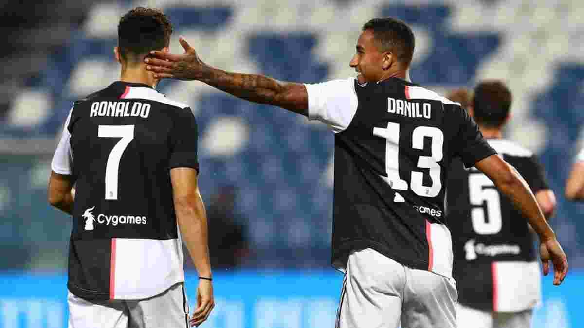 """""""Роналду був таким ще в Реалі, нічого нового"""": Даніло – про напади люті у зірки"""