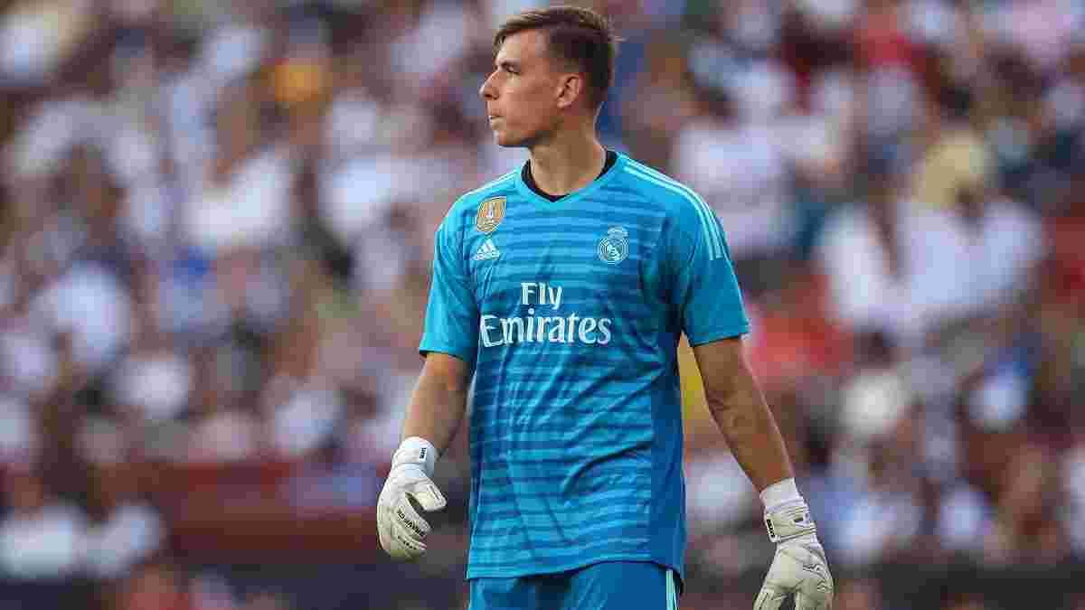 """""""Будет шанс"""": Лунин – об обещании Зидана и единственном игроке Реала, который может называть француза Зизу"""