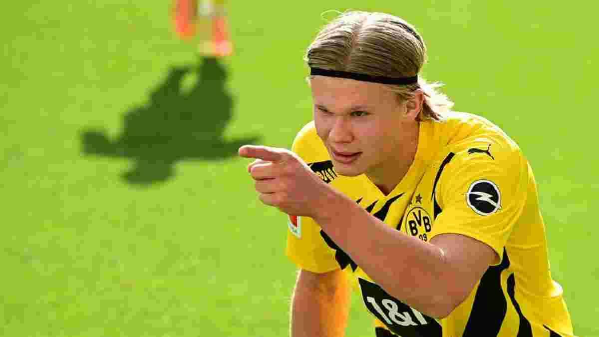 Холанд тягне Борусію в Лігу чемпіонів – дубль норвежця декласував міцного конкурента