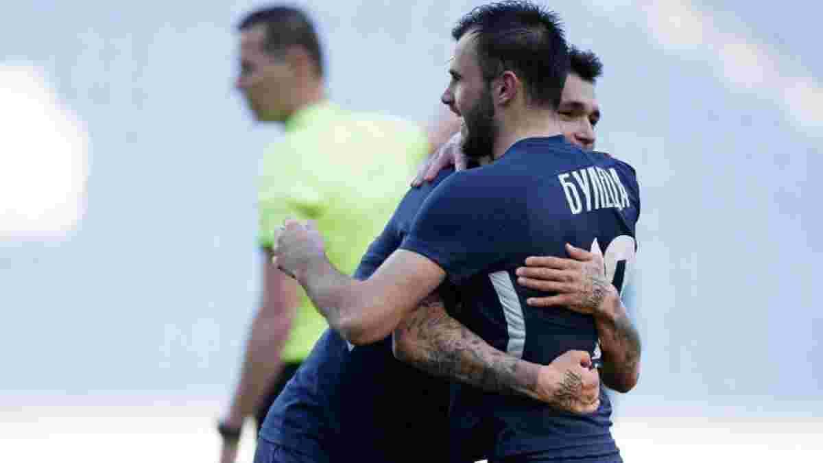 Победа днепрян со скандальными решениями VAR в видеообзоре матча СК Днепр-1 – Минай – 3:0