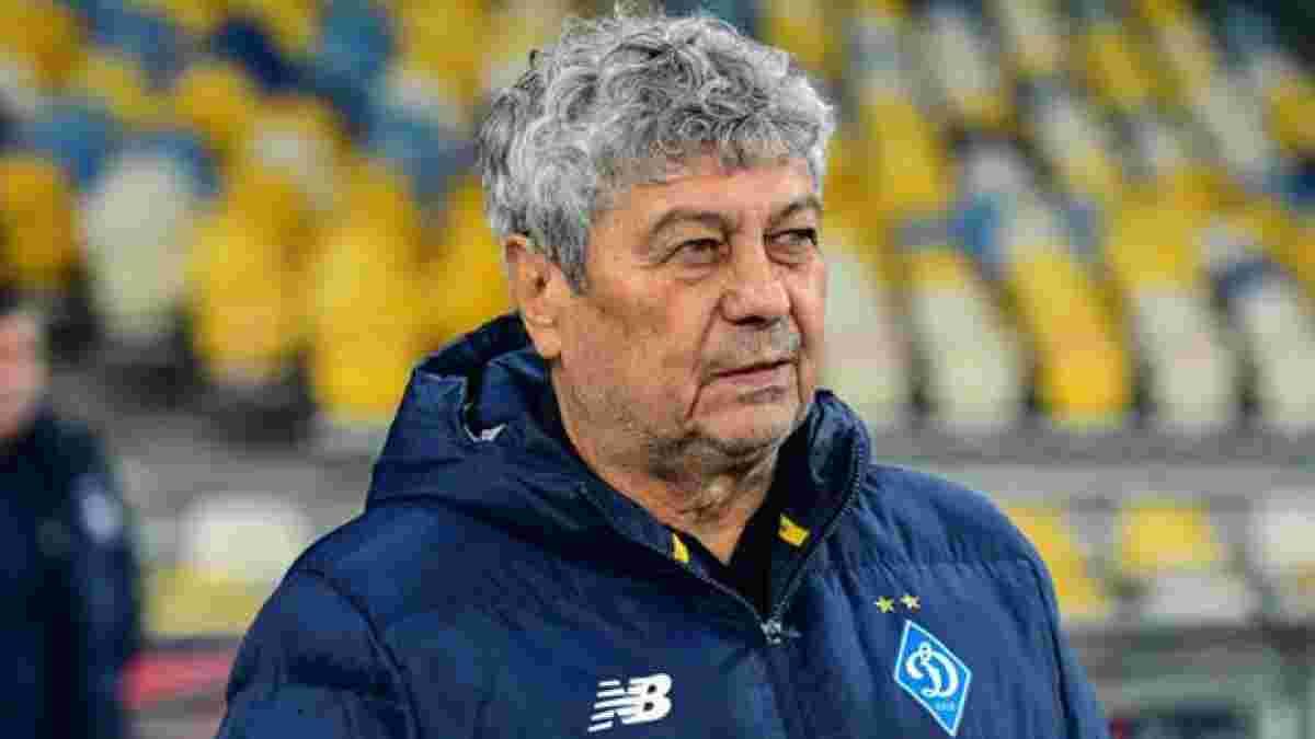 Луческу встановив унікальне досягнення, вигравши чемпіонат України у складі Динамо