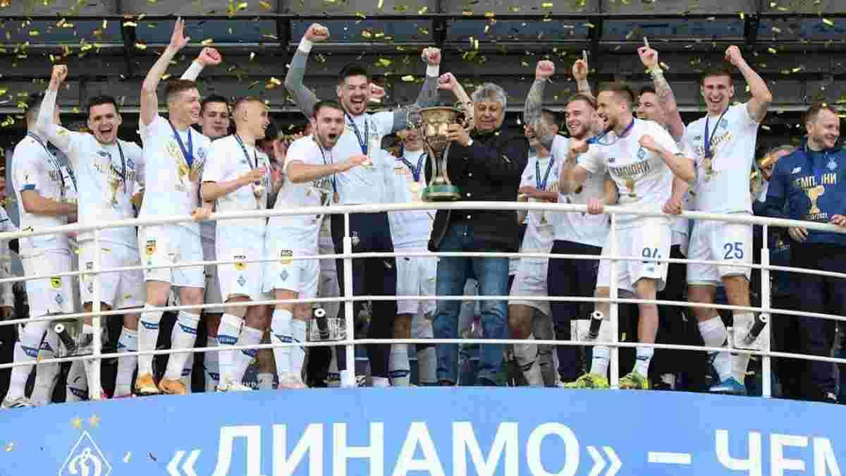 Луческу виділив головну зміну в Динамо після свого приходу та пояснив, завдяки чому вдалось оформити чемпіонство