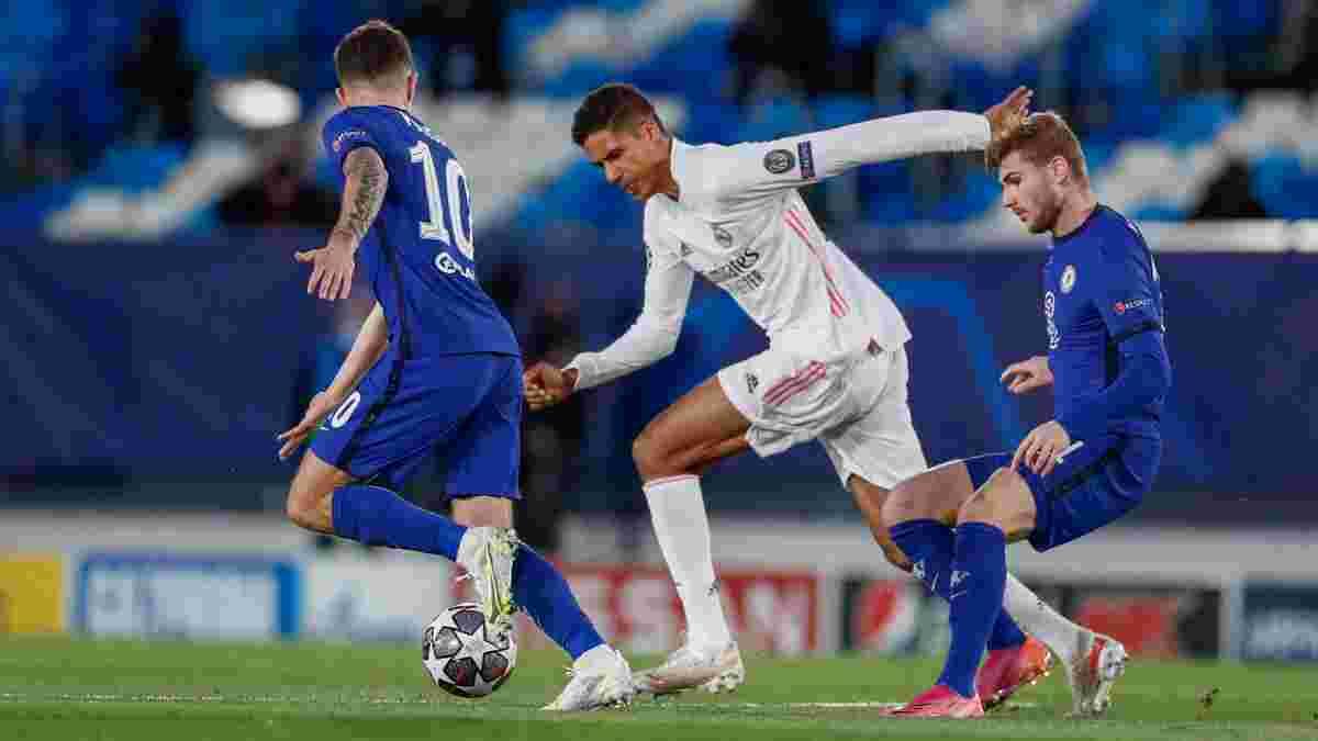 Реал — Челсі – 1:1 – відео голів та огляд матчу