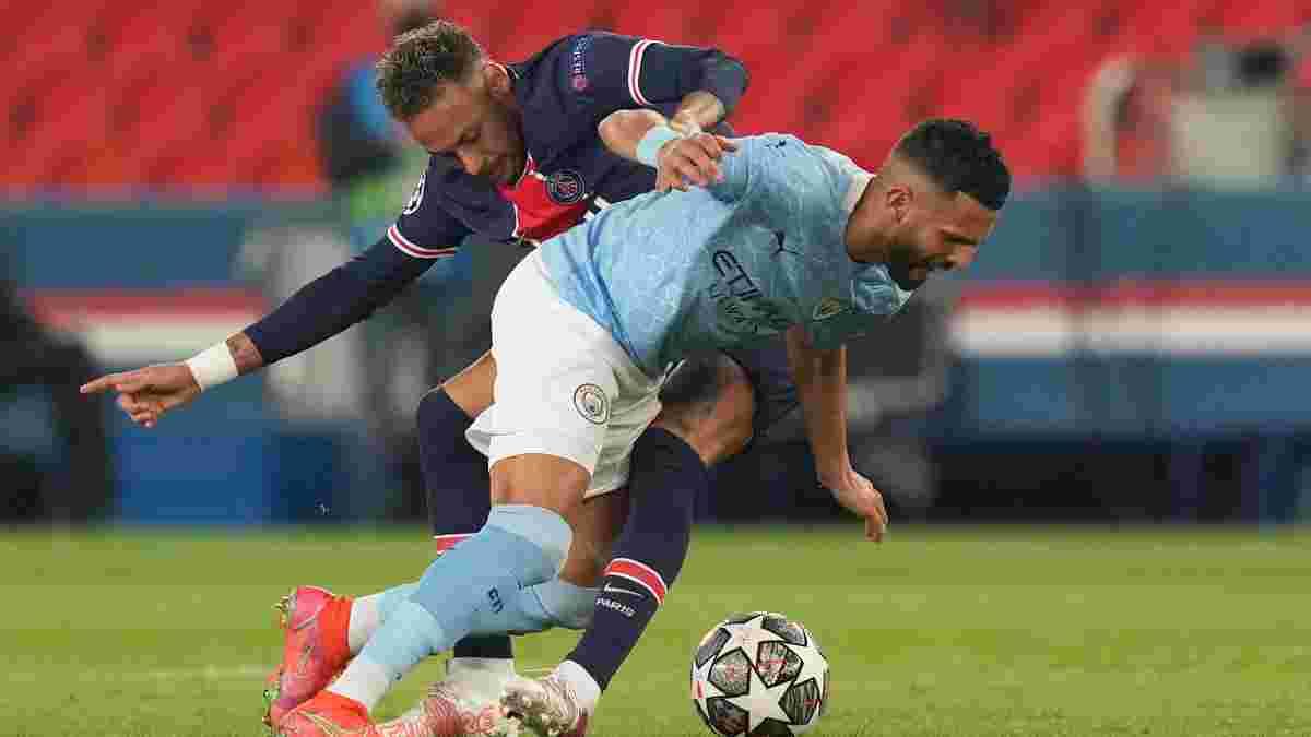 ПСЖ – Манчестер Сіті – 1:2 – відео голів та огляд матчу