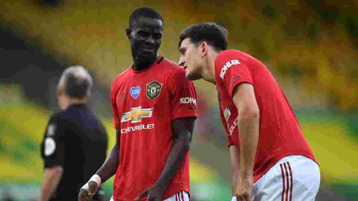 Манчестер Юнайтед продлил контракт с проблемным защитником