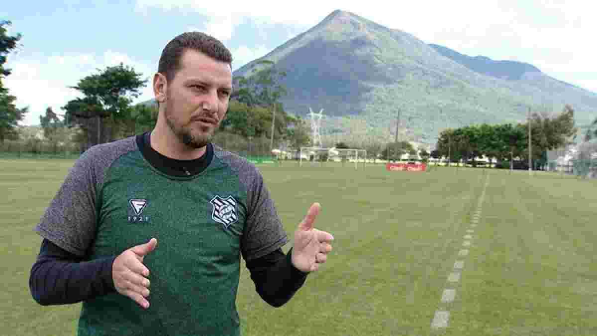 Экс-звезда Шахтера официально возглавил бразильский клуб