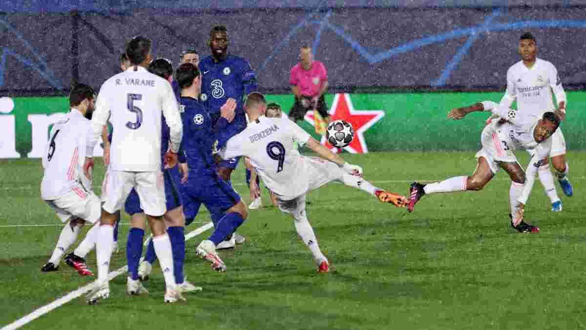 Реал – Челси: провальный план Зидана, Вернер прощает, Бензема творит магию, а Канте – герой полуфинала Лиги чемпионов