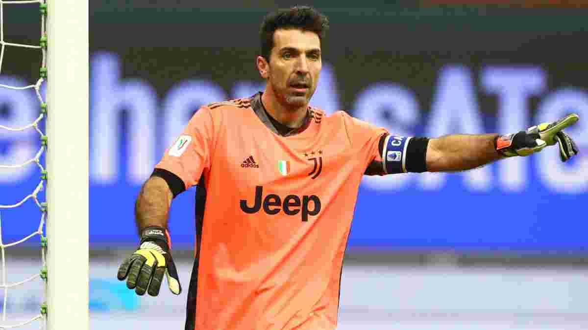 Буффон может перейти в Динамо – итальянское СМИ рассекретило пять неожиданных претендентов на легенду Ювентуса