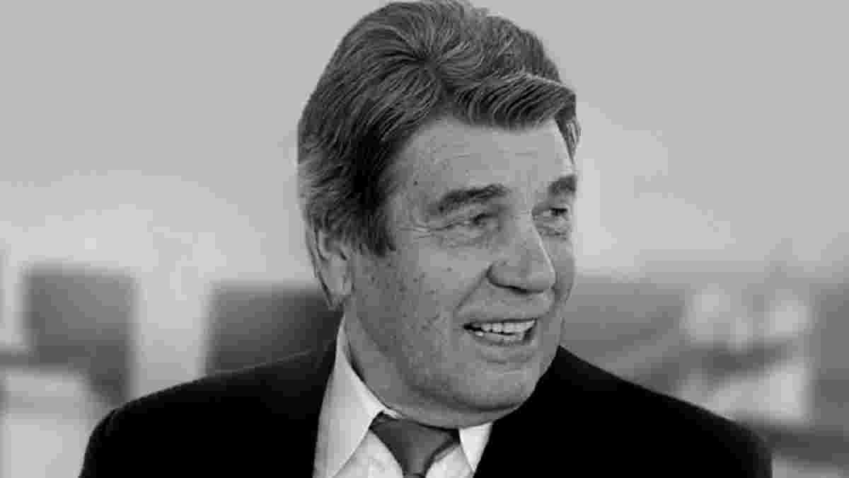 Помер колишній тренер та керівник Шахтаря, який присвятив клубу 15 років