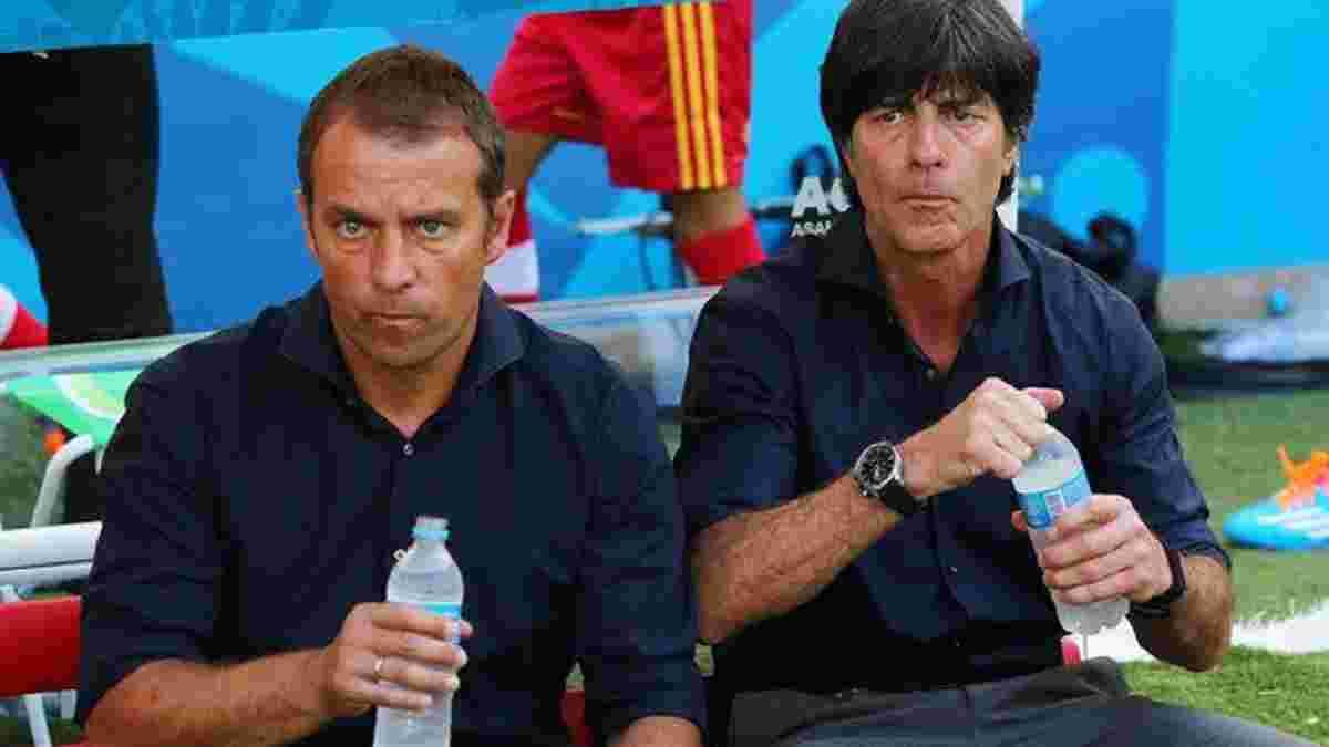 """""""Флик очень высоко ценится"""", – в сборной Германии подтвердили переговоры с тренером Баварии"""