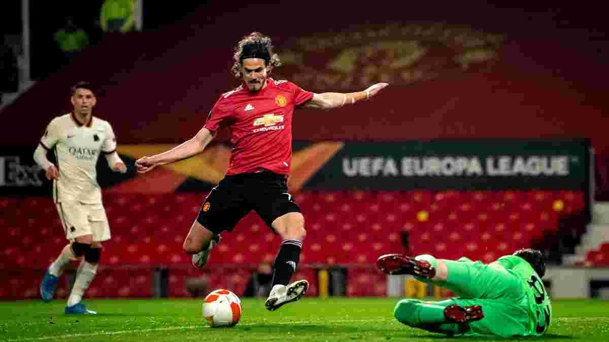 Манчестер Юнайтед – Рома – 6:2 – видео голов и обзор матча