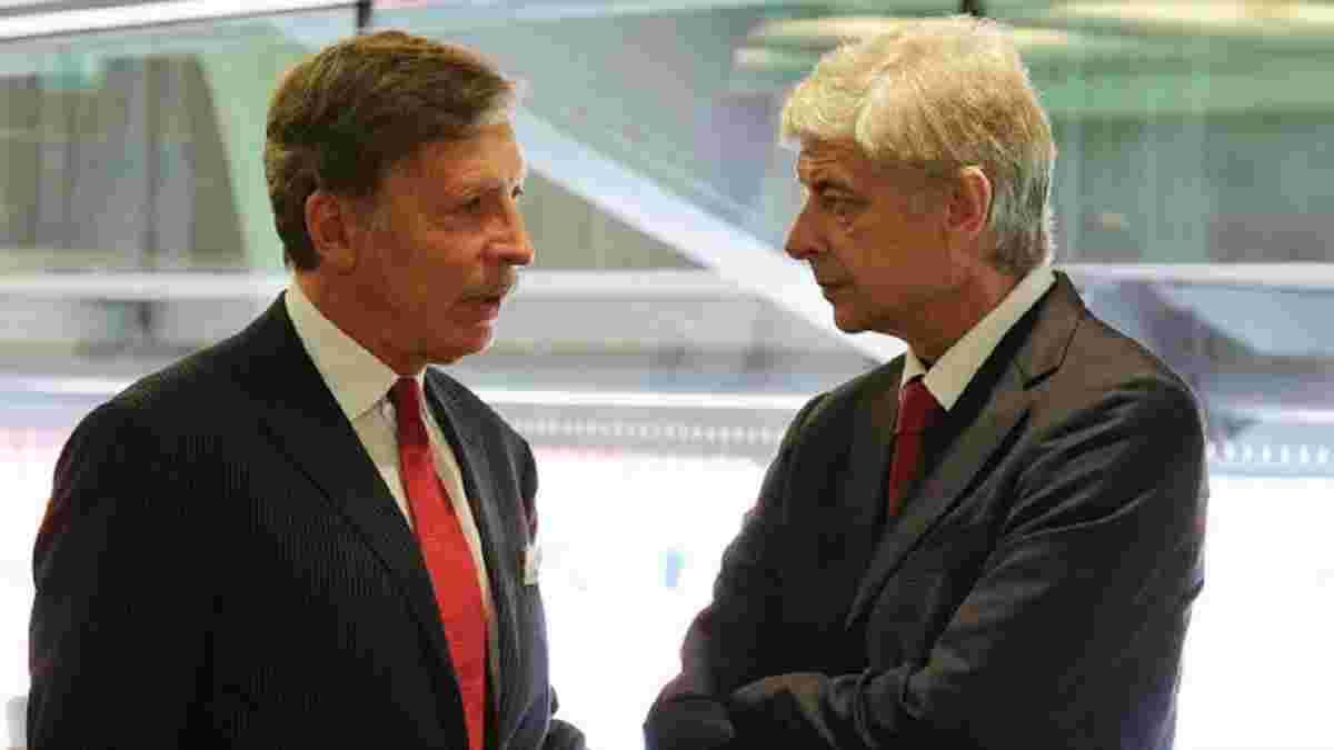 Арсенал відреагував на чутки щодо продажу клубу