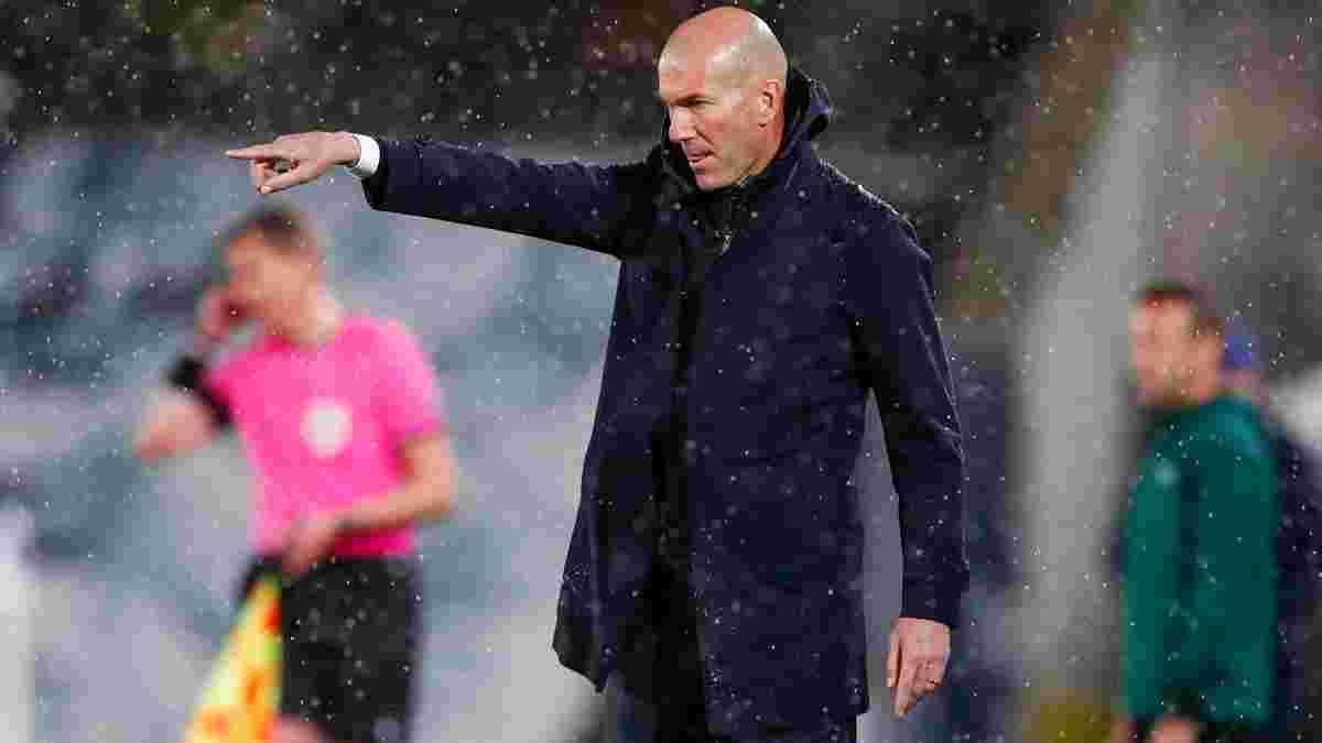 Реал – Челсі: Зідан пояснив слабкий тайм у виконанні своєї команди