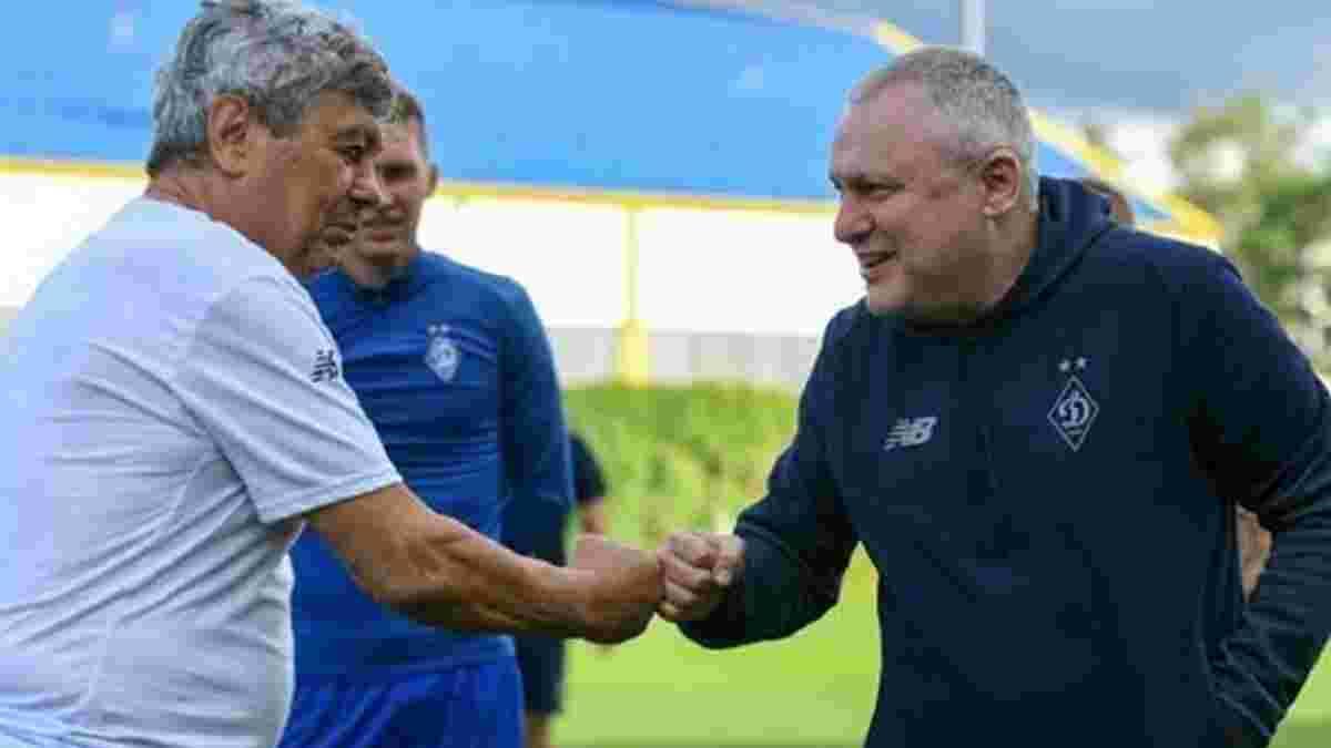 Луческу получил от Динамо один миллион евро бонуса за чемпионство, – СМИ