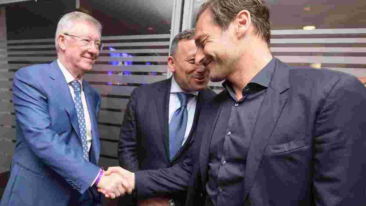 Фергюсон намагався придбати Тотті в Манчестер Юнайтед – рішуча відповідь легенди