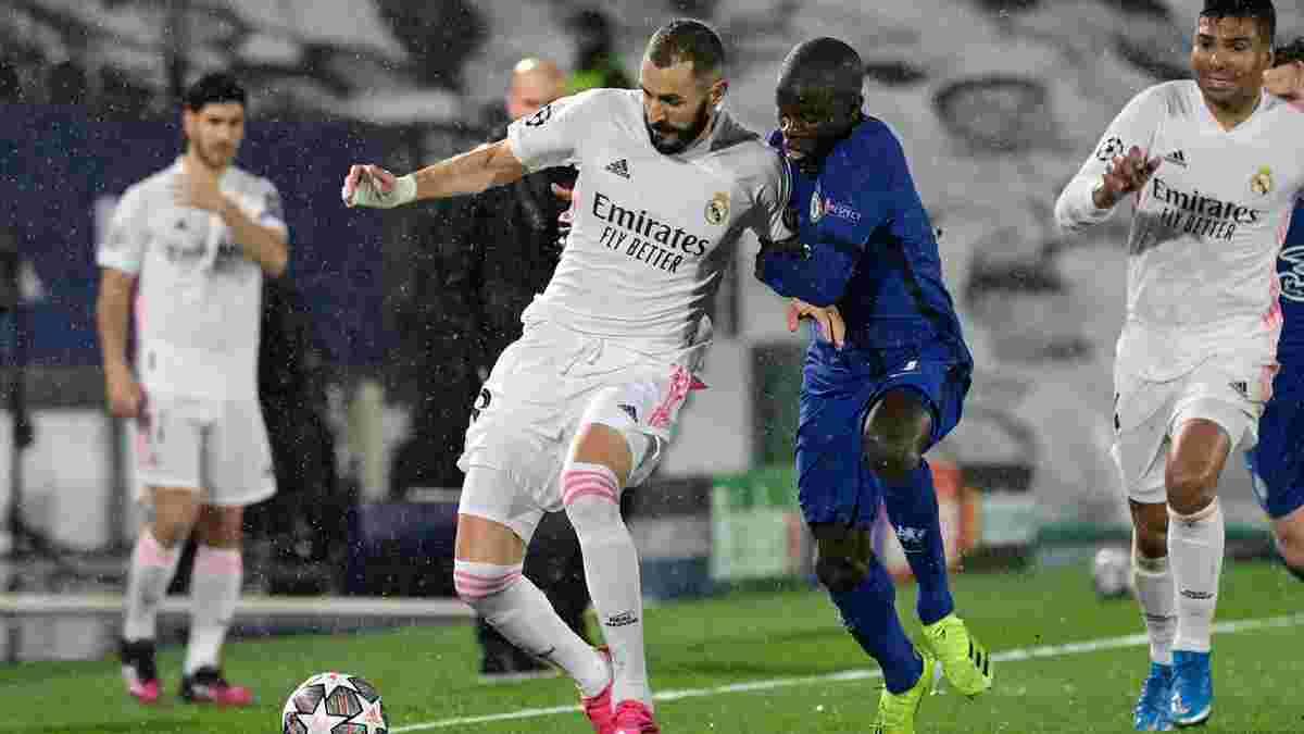 УЕФА выбрал претендентов на звание лучшего игрока недели в Лиге чемпионов