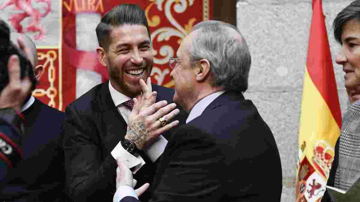Рамос знайшов компроміс у переговорах з Реалом – капітан схиляється до продовження контракту