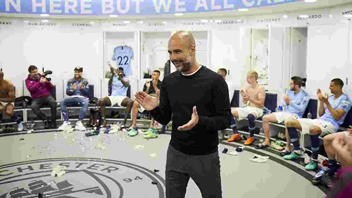 """""""Якщо програємо, то програємо"""", – як Гвардіола мотивував Манчестер Сіті у перерві двобою з ПСЖ"""