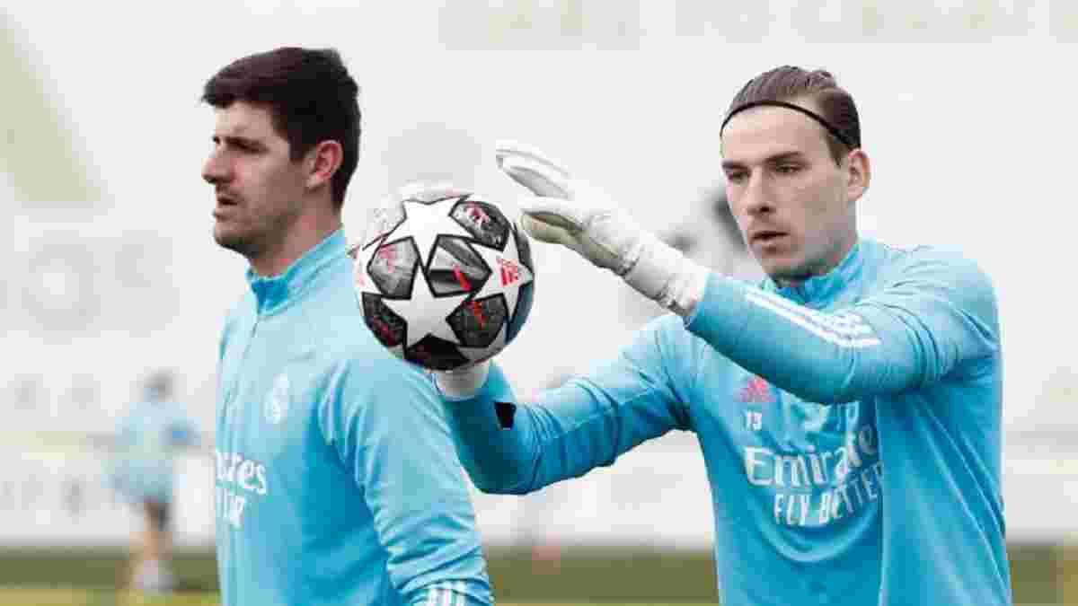 """Реал опередил Барселону в неприятном рейтинге – """"железный"""" Лунин не спас"""