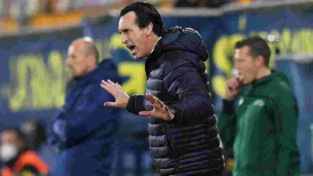 """""""Пенальти в наши ворота не было – арбитр ошибся"""": Эмери хотел большего в матче против Арсенала"""
