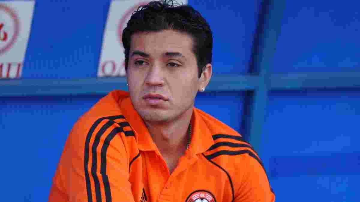 Матузалем: В Украине у меня была возможность встретить такого великого тренера, как Луческу