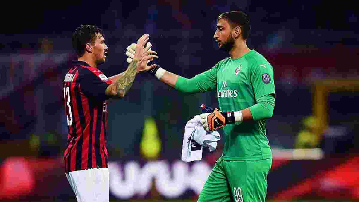 Милан готов к массовой чистке в случае невыхода в ЛЧ – известен черный список из 7 игроков